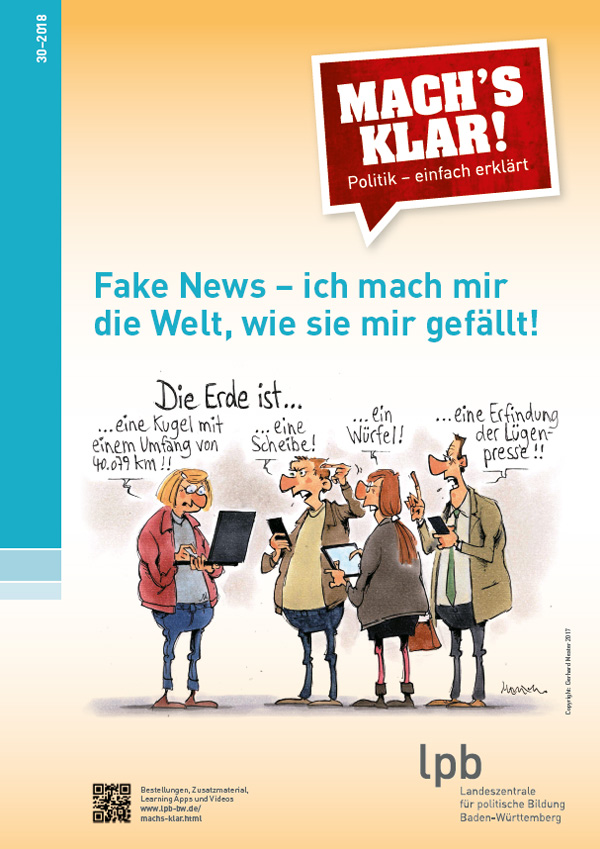 Mach´s klar, 30: Fake News